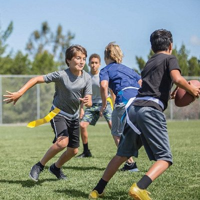 flag football set picture 1