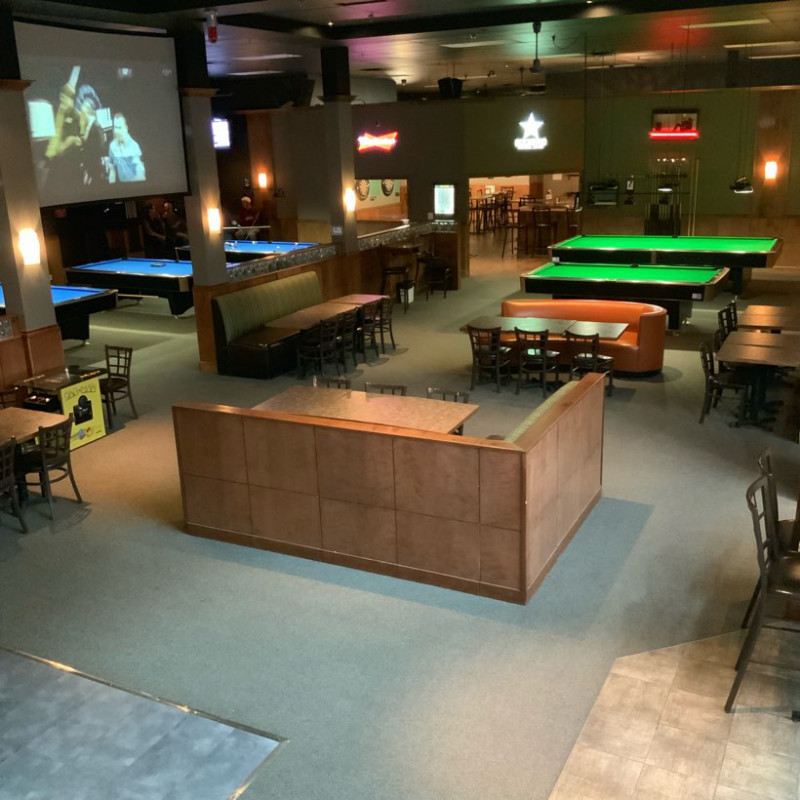 Center section - event space