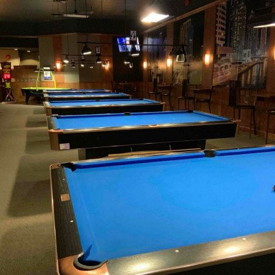 pool hall - space-1