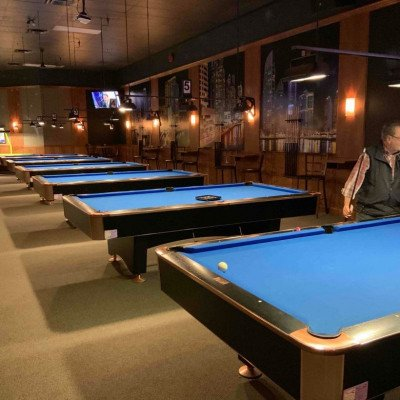 pool hall - space-2