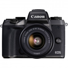 Canon M5 with 15-45 Kit