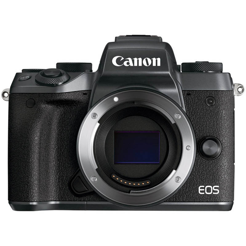 canon m5 with 15-45 kit-1