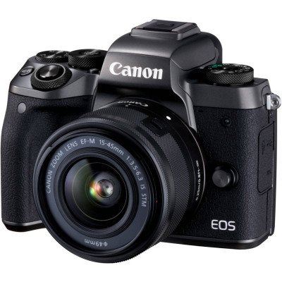 canon m5 with 15-45 kit-2