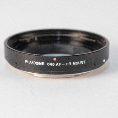 phase one 645af to hb mount adapter