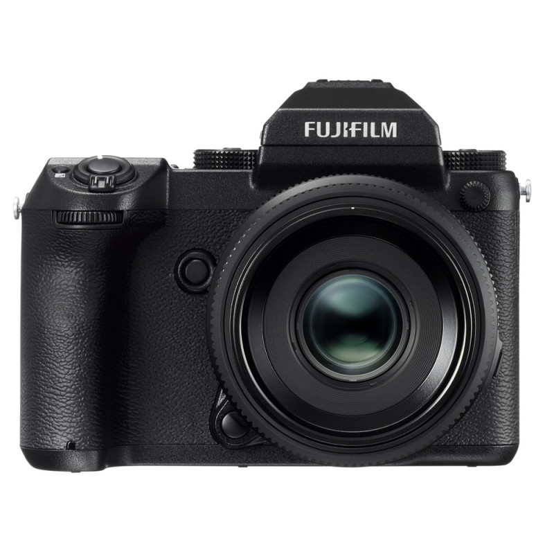 fuji gfx 50s body 51.4mp
