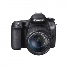 Canon 70D camera body