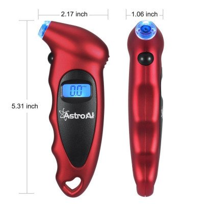 digital tire pressure gauge picture 2