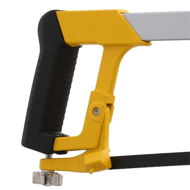 hack saw with plastic handle-1
