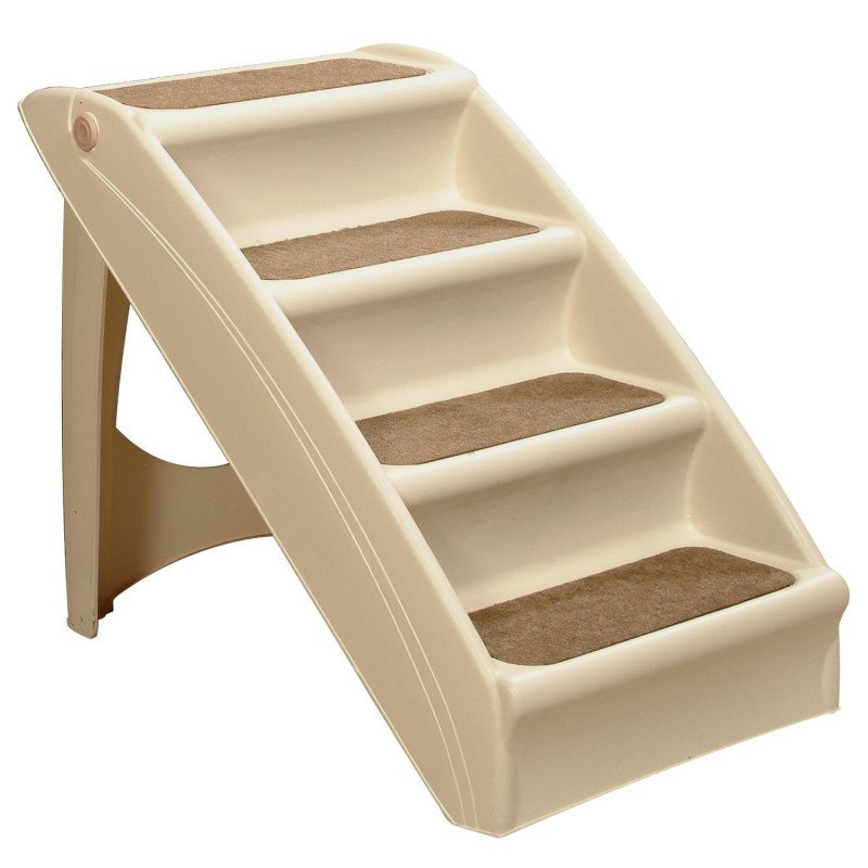 foldable steps for dogs-1
