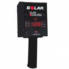 digital fixed load battery tester