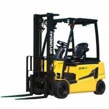 Warehouse Forklift - 6000 lbs - Gas