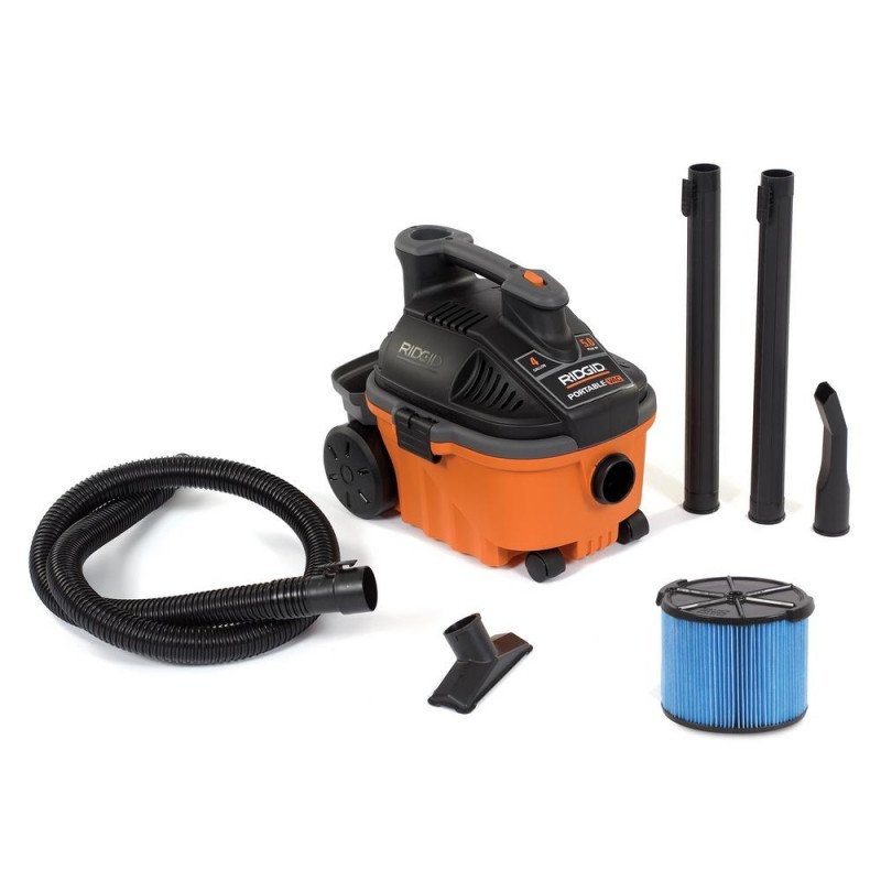 portable wet and dry vacuum
