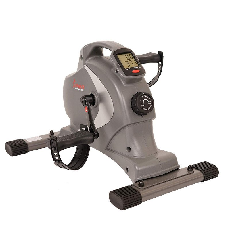 magnetic mini exercise bike-2