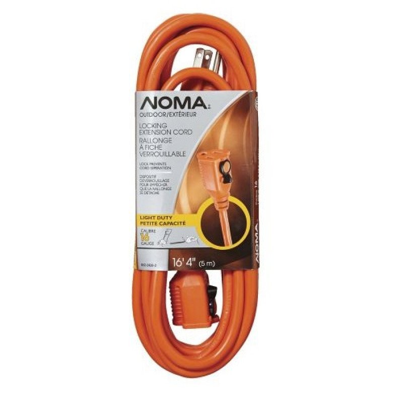 locking extension cord
