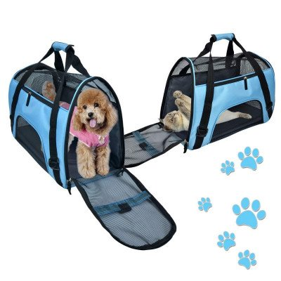 large pet travel carrier-1