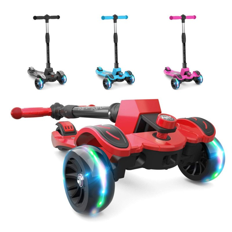 kick scooter for kids and toddlers-1