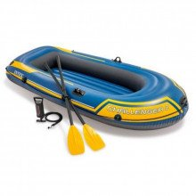 inflatable 2-person boat