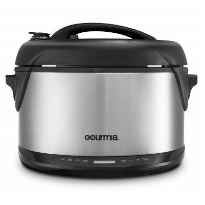 hot and cold smoker - pressure cooker