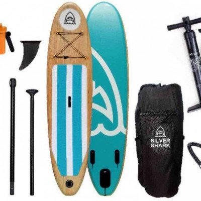 package rental - 2 sup boards for a full week-1