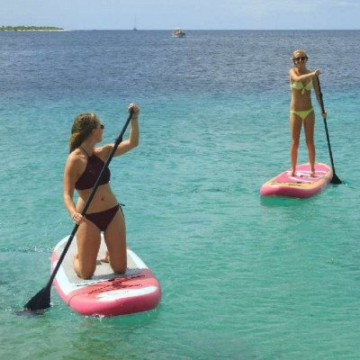 package rental - 2 sup boards for a full week