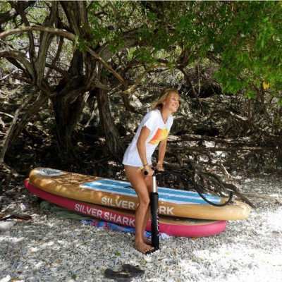 paddle board - (inflatable)-5
