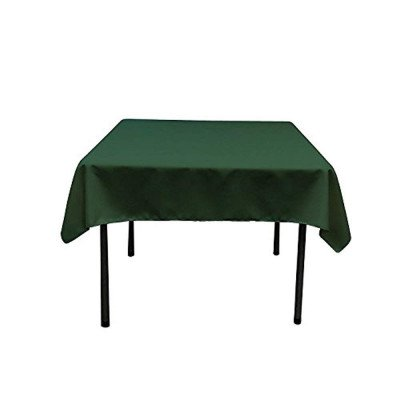 square tablecloth - green