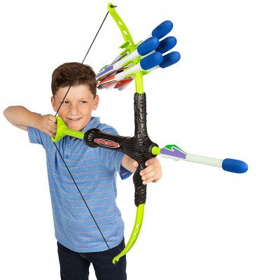 foam bow arrow archery set toy