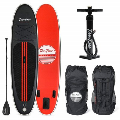 inflatable paddleboard