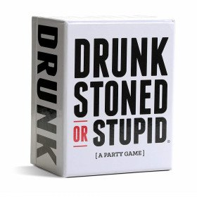 drunk stupid or stoned party game