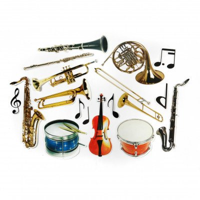 Band and Orchestra Instrument picture 1