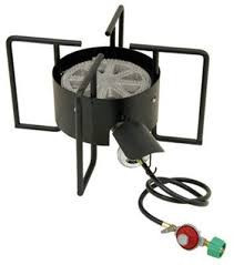 Propane Burner and 60 Qt Pot Combo