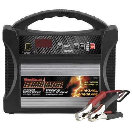Motomaster – Intelligent Battery Charger
