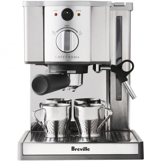 Breville -Cafe Roma Espresso Machine