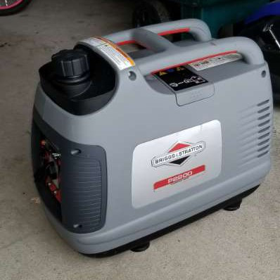 BRIGGS AND Stratton 2000W Inverter generator