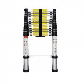 12.5ft Telescoping Extension Ladder