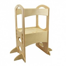 Step Stools - Learning Tower
