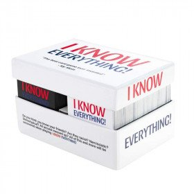 i know everything! - the best party card game