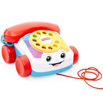 Fisher-Price Brilliant Basics Chatter Telephone picture 1