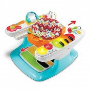 Fisher-Price Entertainer 4-in-1 Step 'n Play Piano Activity Seat