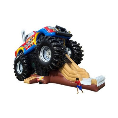 Monster Truck Combo Inflatable picture 1