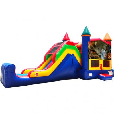 Halloween Super Combo Inflatable 5-in-1 picture 1