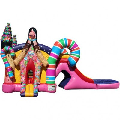 Candy Shack Combo Inflatable picture 1