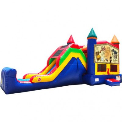 Pirates Super Combo Inflatable 5-in-1 picture 1