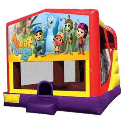 XL Beat Bugs Combo Inflatable picture 1