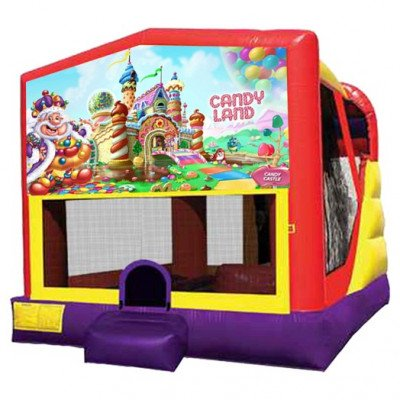 XL Candy Land Combo Inflatable picture 1
