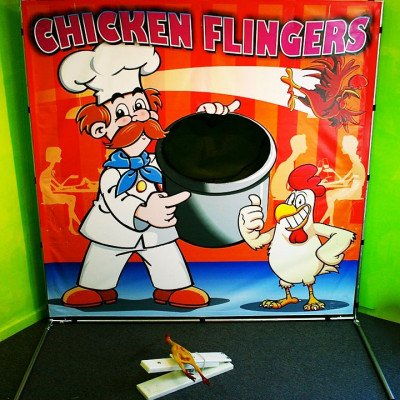 Chicken Flingers Game picture 1