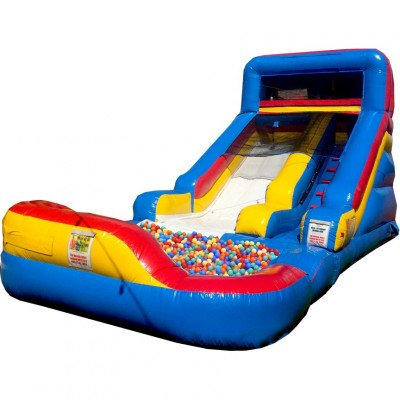 Inflatable Slide'n Play with Ball Pit picture 1