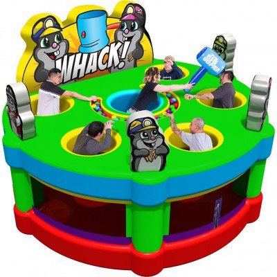 Wacky Mole Inflatable Game picture 1
