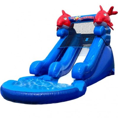 Lil Kahuna Water Inflatable Slide picture 1