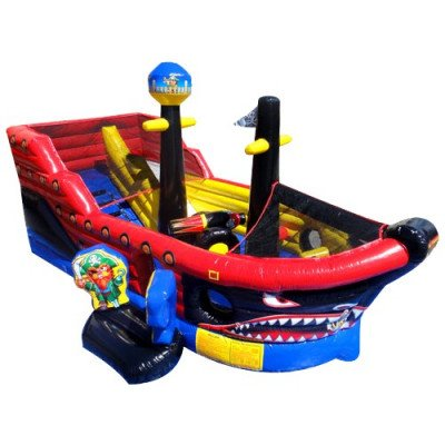 Lil' Pirates Inflatable Fun Ship picture 1